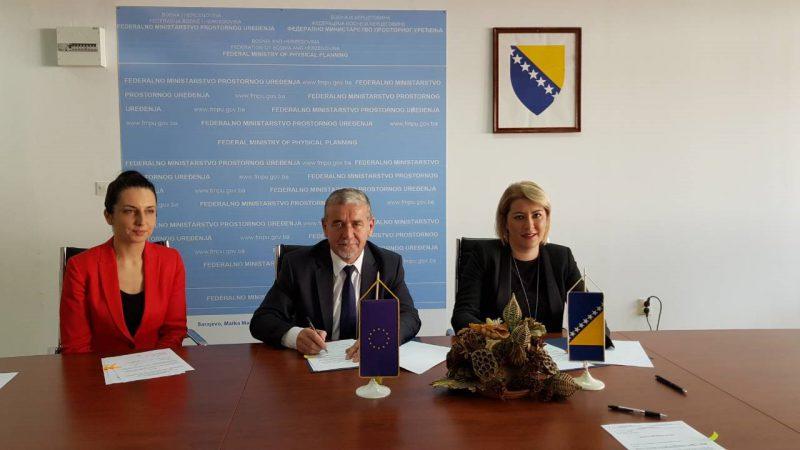 Potpisan ugovor za obnovu tri nova školska objekta u Kantonu Sarajevo